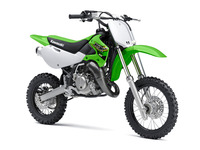 Racing motorcycle Kawasaki KX450F
