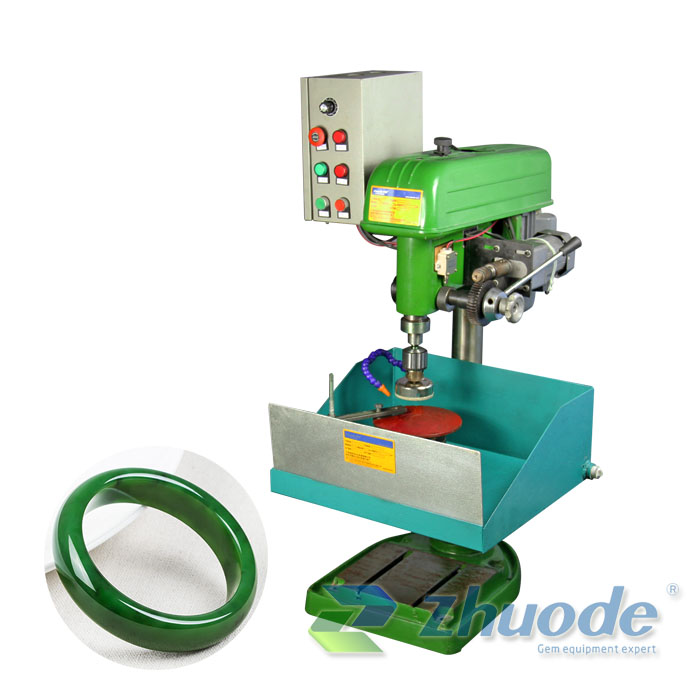 ZHUODE jade bangle processing machine bangle machine