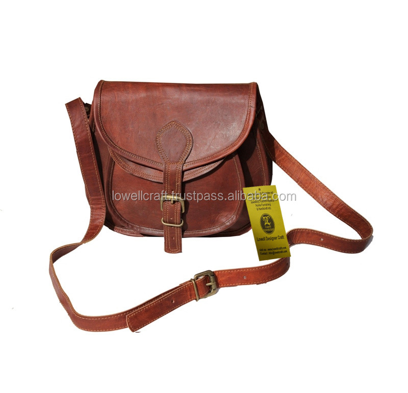 LEATHER SMALL & ELEGANT SLING BAG