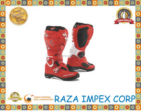 OEM Pakistan manufacturer motorcycle riding boots wholesale high quality shoes