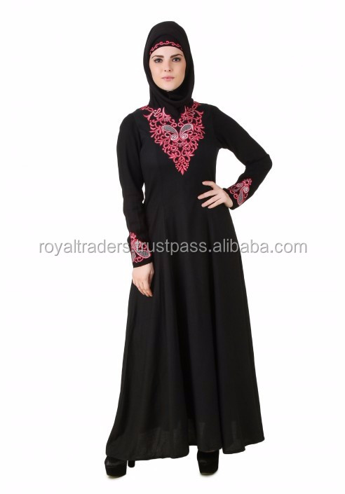 Free size patchwork muslim dubai abaya wholesale turkish maxi dress long sleeve jubah islamic clothing