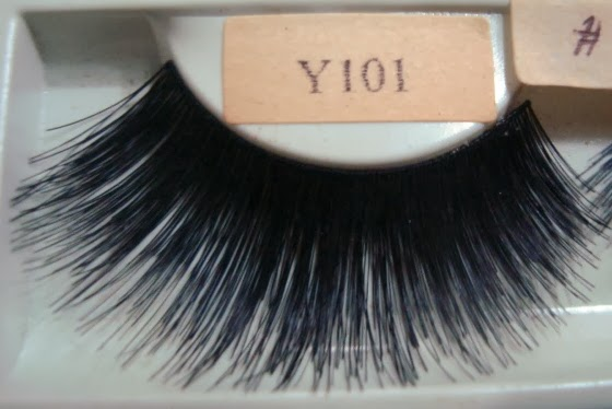 False Eyelashes #Y101 Made In Indonesia