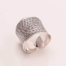 925 Solid Sterling Fine Silver Plain Silver Ring