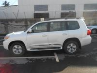 Stock Clearance: Toyota Land Cruiser VX V8 Diesel