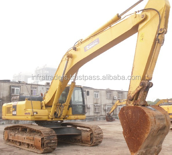 rc hydraulic excavator for sale,new excavator caterpillar price,second hand Komatsu excavator PC400 pc400-7,Komatsu pc400-6