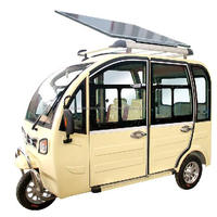 BSC Electric Three Wheelers Electric Rickshaw