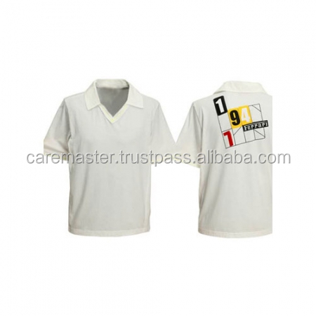 Custom New design, ESD polo shirts, Polyester antistatic ESD T shirts