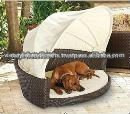 wicker dog bed - Skype: Ms.RICO.VietStyle