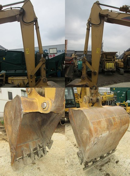 314CCR-3 Used Caterpillar Excavator from Japan <SOLD OUT>