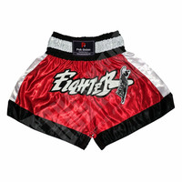Fighter Muay Thai Short - Custom Made -100% Polyester