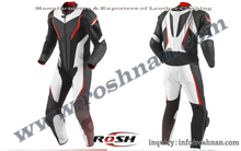 Motorcycle Racing leather suit with geat fitting and high quality inside protection