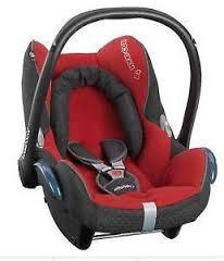Maxi Cosi / Quinny strollers and carseats