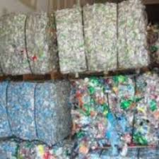 plastic pet bottles scrap