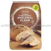 wholemeal flour for making wholemeal bread