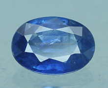 Beautiful Sparkle Oval Blue Sapphire 0.97 ct.