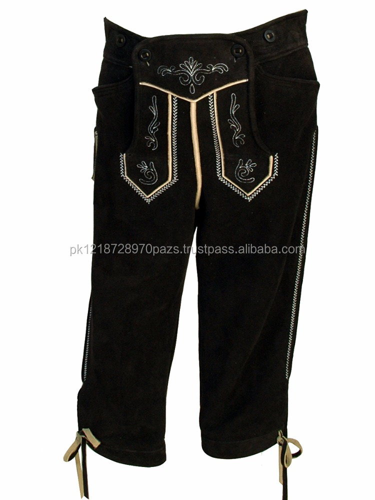 Knee lenght Lederhosen/pants/breeches