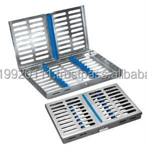 Dental instruments cassette
