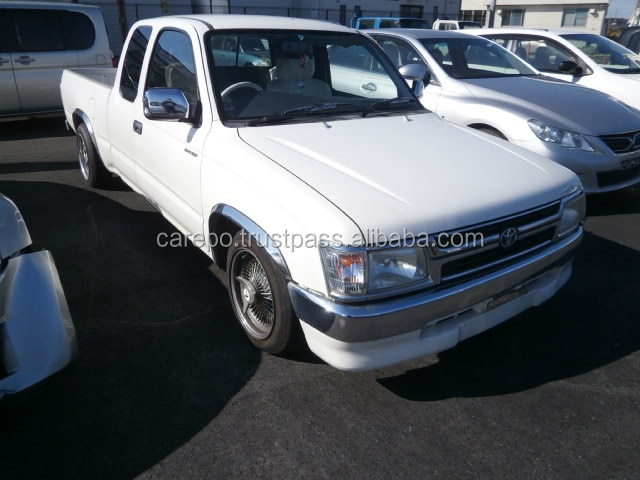 SECOND HAND PETROL CARS FOR SALE FOR TOYOTA HILUX 2000 GC-RZN152H