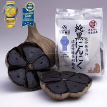 High quality and Anti-aging garlic spice Pure Black for Healthy , peeled also available