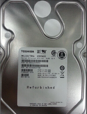 MK1001TRKW 1.5 TB Internal Hard drive