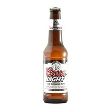 Coors Light Lager 24x330ml