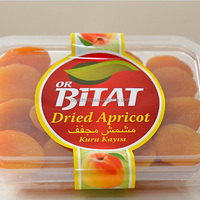 Turkish Dried Apricots Malatya 200gr 250gr