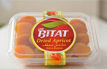 Turkish dried apricots malatya 200gr 250gr 400gr PVC pack