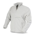 FLEECE JACKET:- HIGH COLLAR ZIP-UP MEN'S FLEECE JACKET
