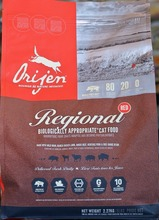 Quality Orijen Regional Red Grain-Free Dry Cats Food