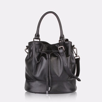 Top black women leather bags cheap designer ladies handbag