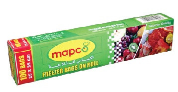 PLASTIC FREEZER BAGS from Dubai