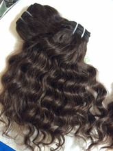 unprocessed brazilian hair, peruvian hair, malaysian hair wavy human hair weave