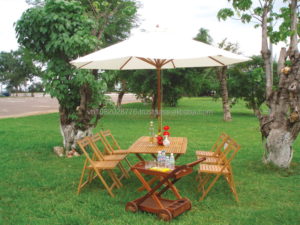 Best price garden dinning set wood dinning chair and for Outdoor furniture vietnam