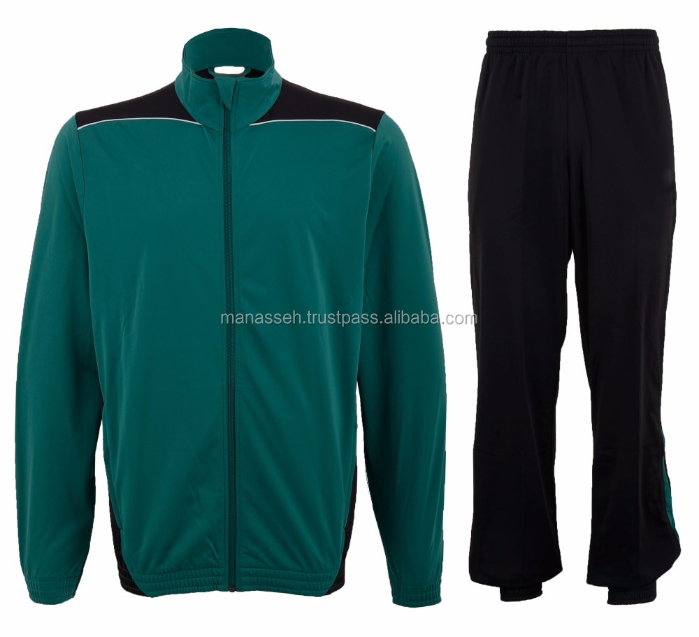 Customized Tracksuit Track suit/Polyester School Uniform