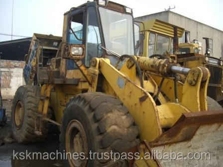 Used Komatsu WA420 Wheel Loader | Japan Komatsu Wheel Loaders WA420 for sale