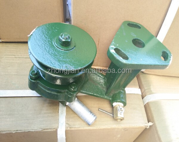 manufacture YQL diesel engine parts ZS1115 water pump