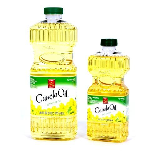 Refined Rapeseed/Canola oil Etable