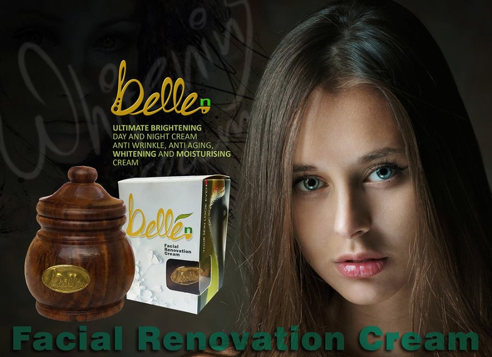 Bellen Whitening and Moisturizing Face Cream