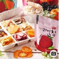 Dried fruit chips/apple/strawberry/pear/Persimmon/Orange