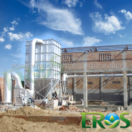 Air Pollution Control Device for Aluminum Recycling Plant
