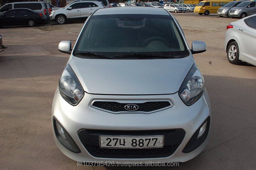 Kia Morning Picanto Eurostar Smart Special Used Korean Car
