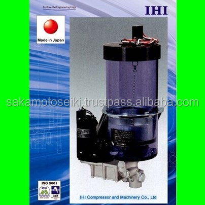 High quality and Safe IHI SK-505BM-1-LLS for unattended lubricating systems AUTO GREASTAR at reasonable prices