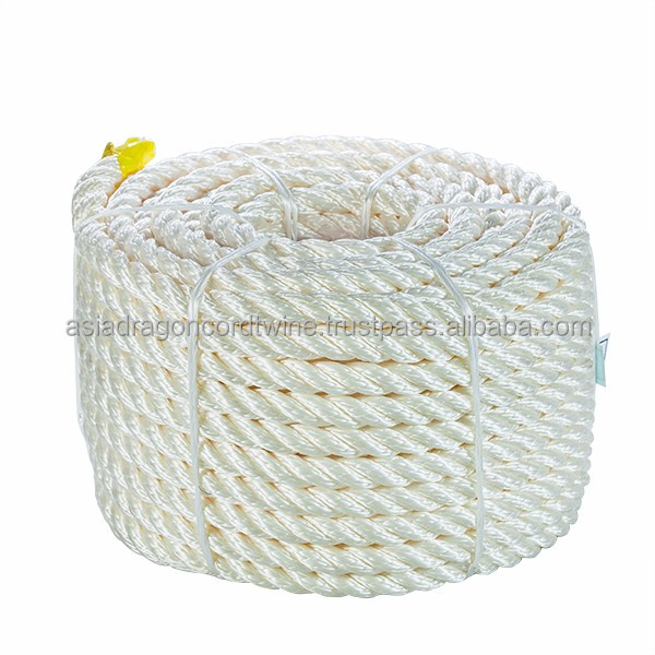 PP/PE fishing twine Ropes for Aquaculture