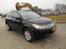 Used LHD Nissan Murano 3.5 V6 4WD 2007