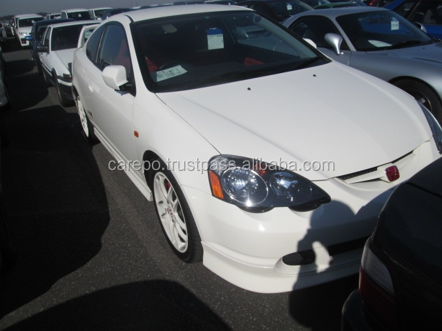 USED JAPANESE SPORTS CAR FOR HONDA INTEGRA COUPE TYPE R 2001 FOR SALE IN JAPAN