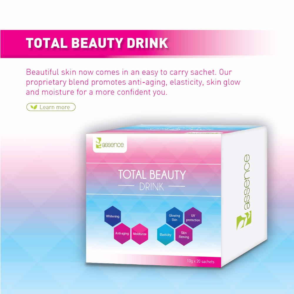 Total Beauty Drink