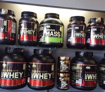 Premium Quality 100% Gold Standard Whey Protein