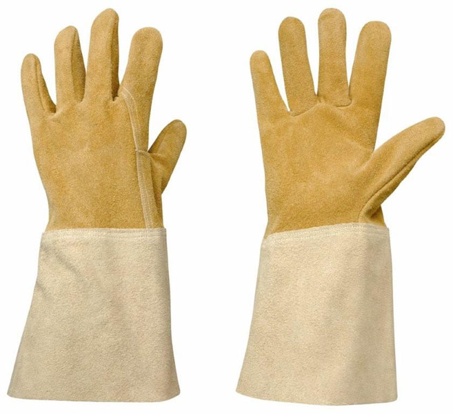 long arm leather gardening gloves buy long arm leather gardening gloveslong red leather working gloves product on alibabacom