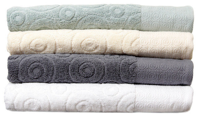 Elegance Spa 100 % Pure Egyptian Cotton Jacquard Towels @ Low Rates
