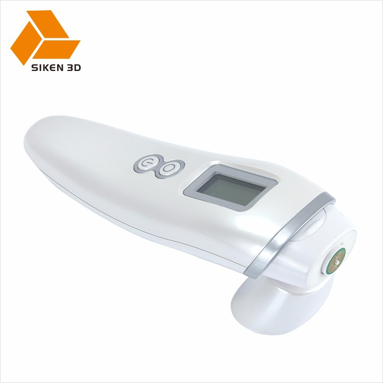 portable LCD display digital facial moisture analyzer